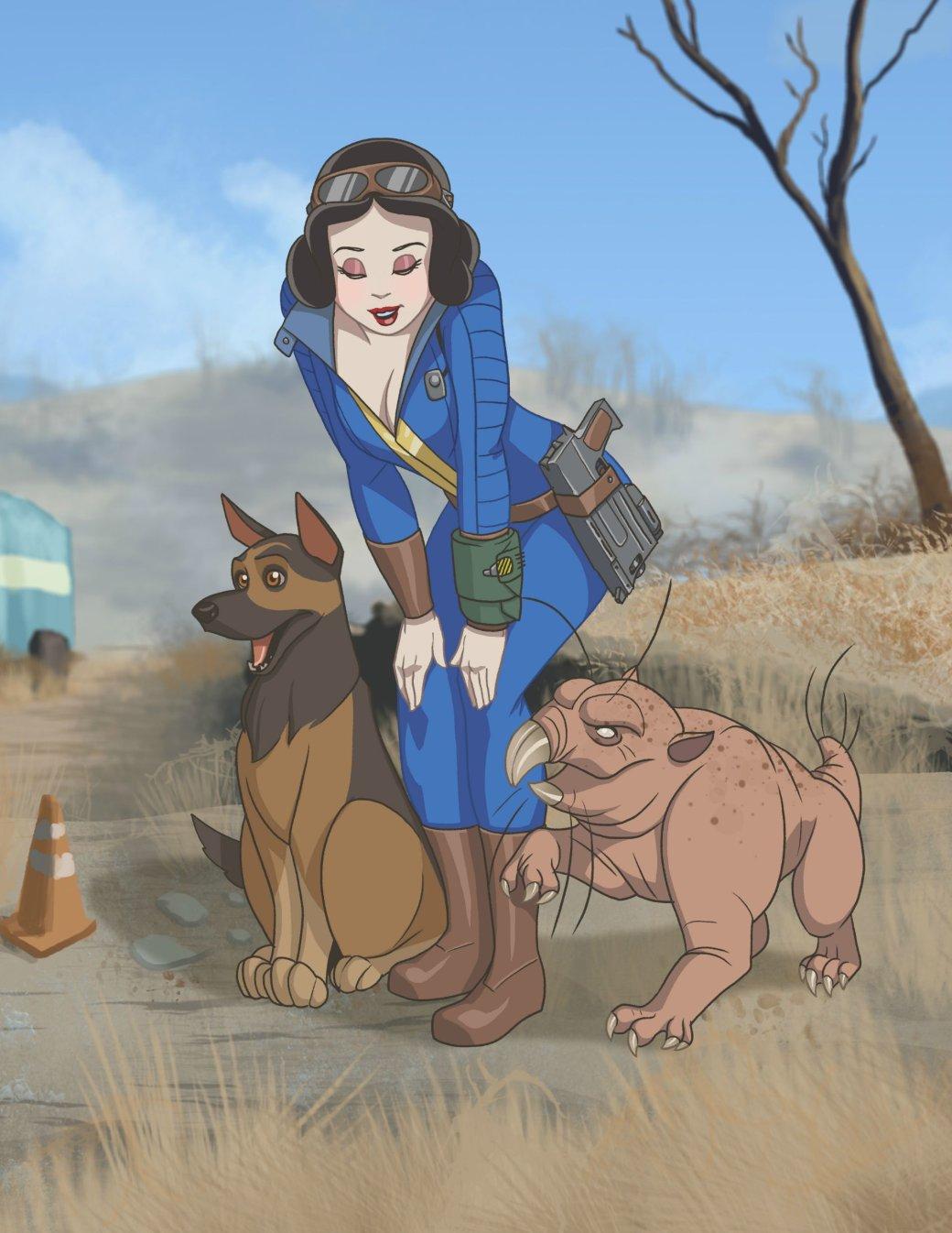 Лучший арт мира Fallout - Изображение 36