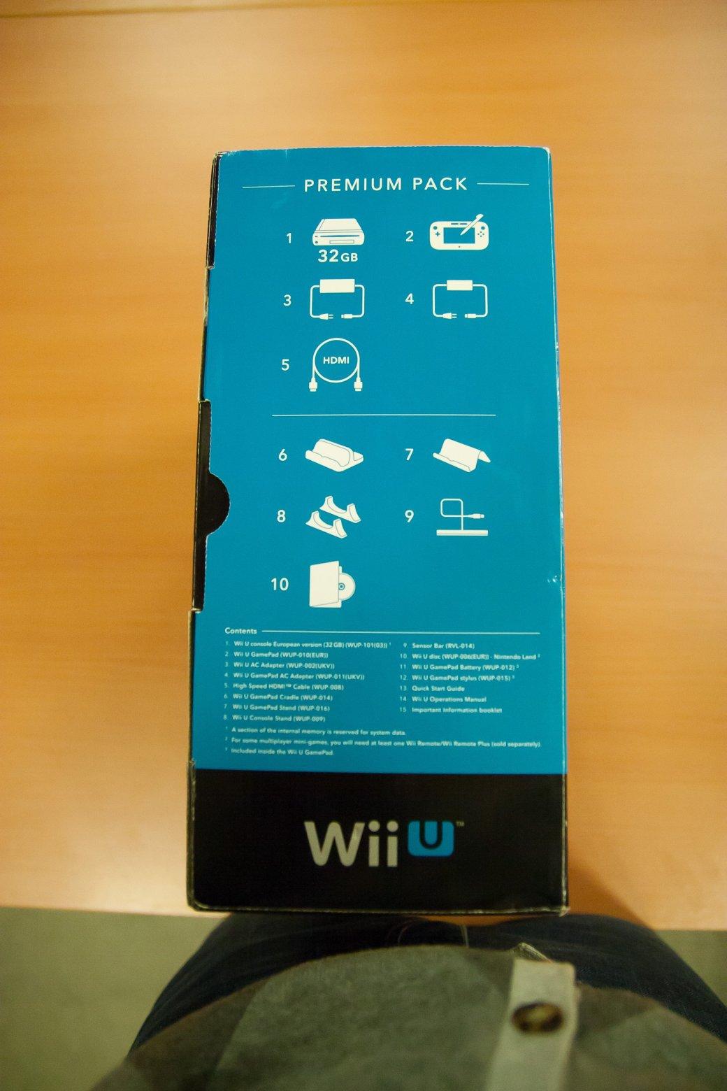 Неделя Nintendo на Канобу! Анбоксинг консоли Wii U - Изображение 4