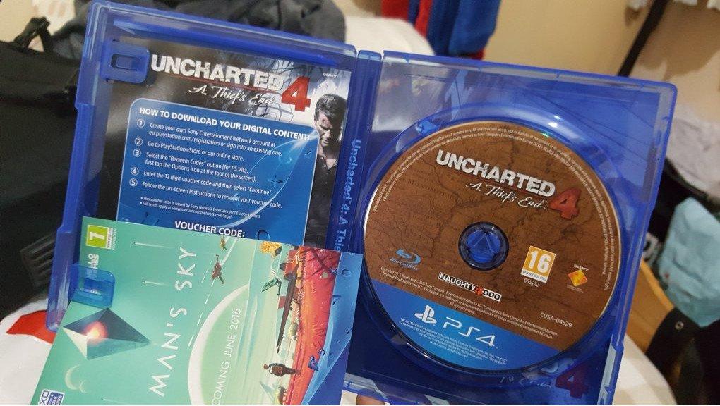 Везучие британцы уже играют в Uncharted 4 - Изображение 1
