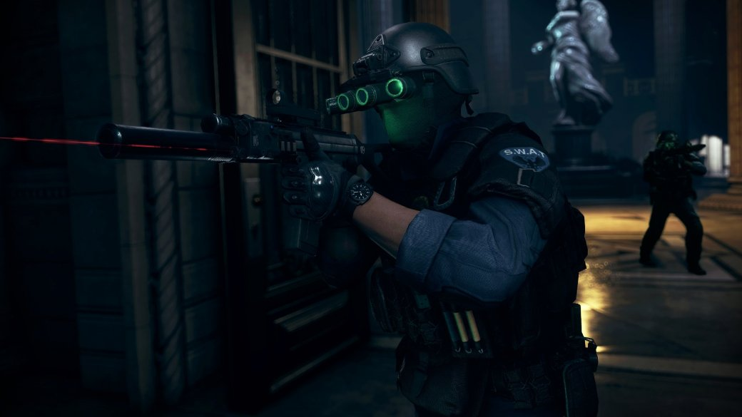 Бесплатный Blackout добавит в Battlefield Hardline новые ночные карты - Изображение 1