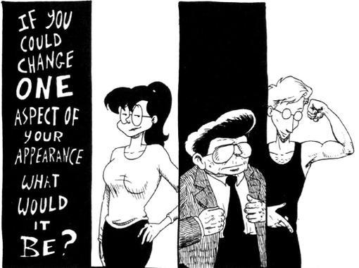 Комиксы: Box Office Poison. - Изображение 4