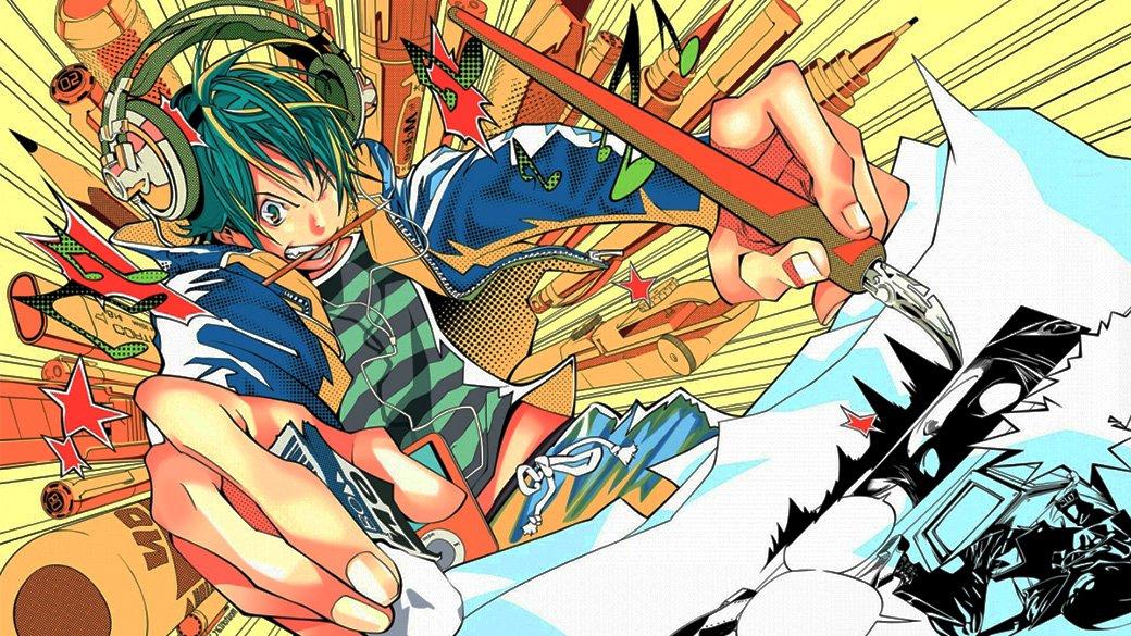 Шедевры аниме: «Бакуман» - Изображение 1