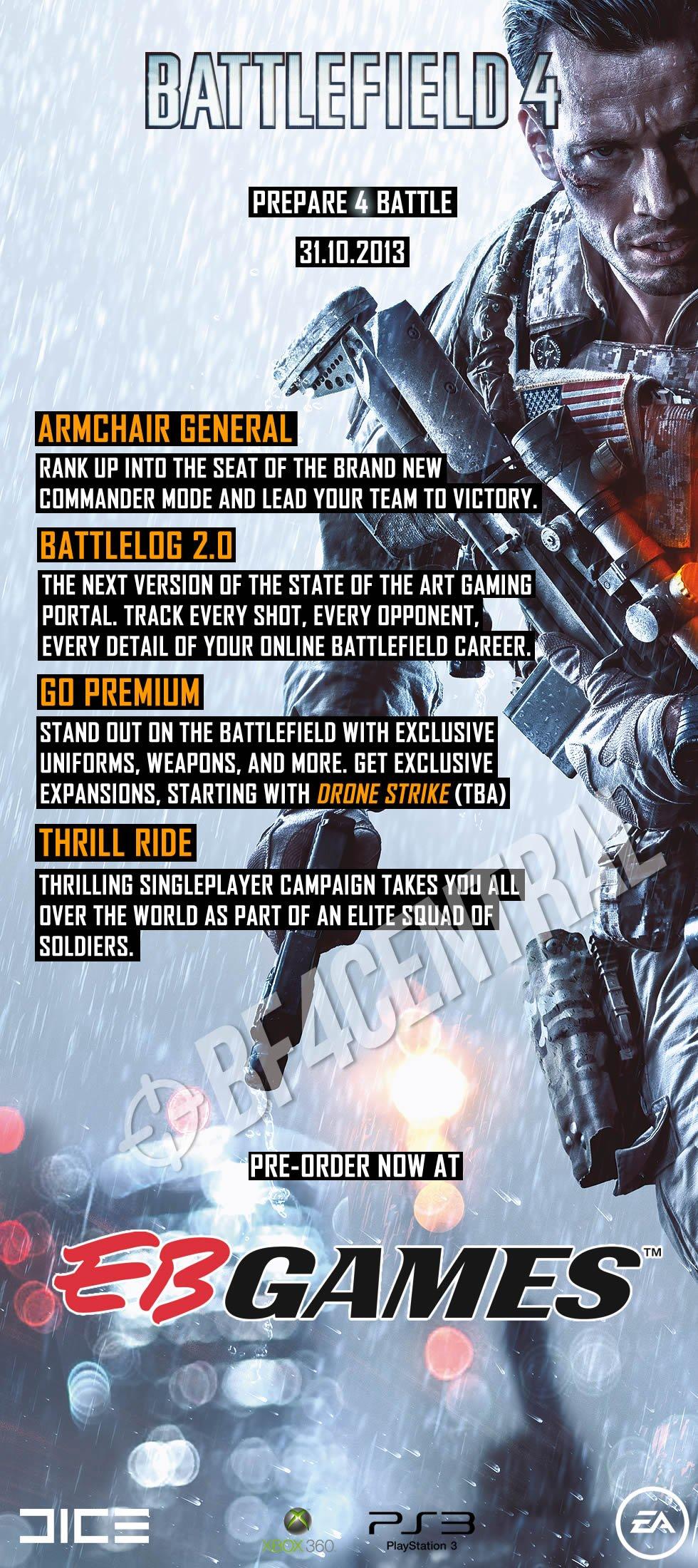 Battlefield 4 возможно выйдет 31 октября. - Изображение 1