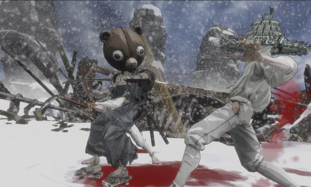 Afro Samurai 2: Revenge of Kuma, Vol. 1 выйдет на PS4 и PC 22 сентября - Изображение 1