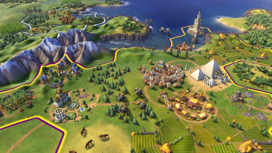 «Насколько я знаю, Сид Мейер играл в Civilization V только однажды». - Изображение 12