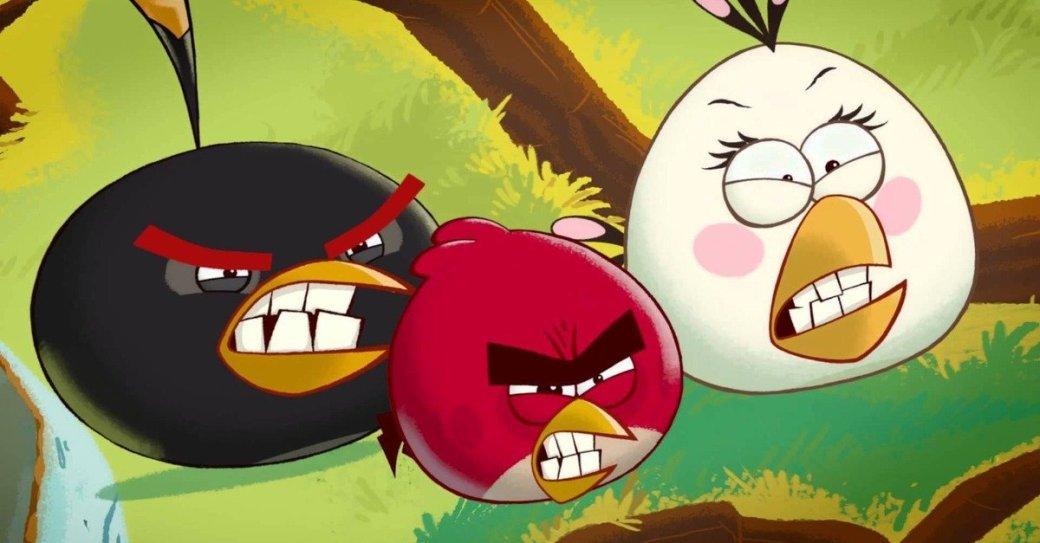 Создатели Angry Birds уволят 110 человек и закроют подразделение - Изображение 1