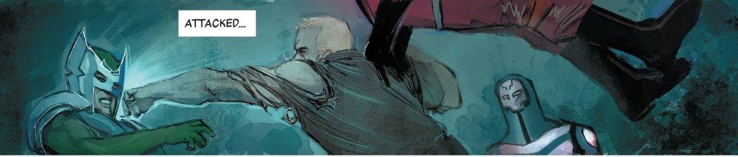 Secret Empire: противостоянию Стива Роджерса иТони Старка нет конца - Изображение 27