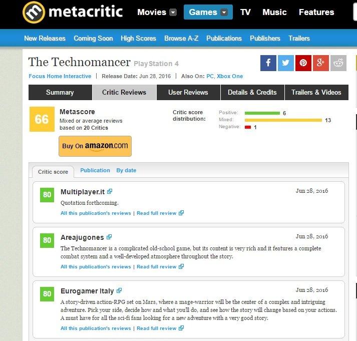 The Technomancer обернулась унылым разочарованием - Изображение 1