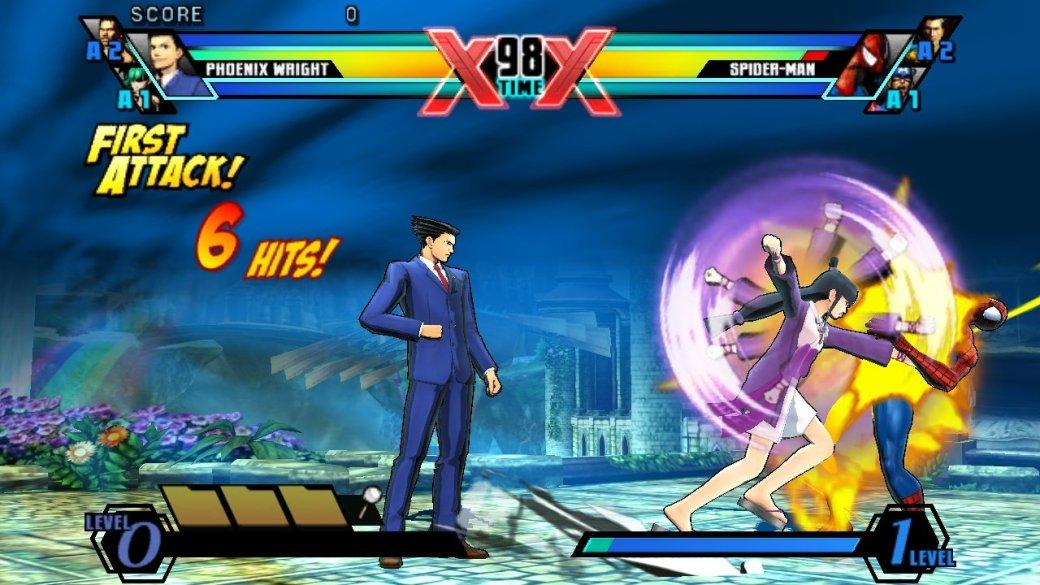 Рецензия на Marvel vs. Capcom 3 - Изображение 3