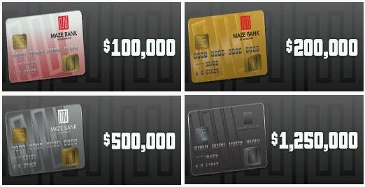 Стали известны цены на пакеты игровой валюты в Grand Theft Auto Online - Изображение 1