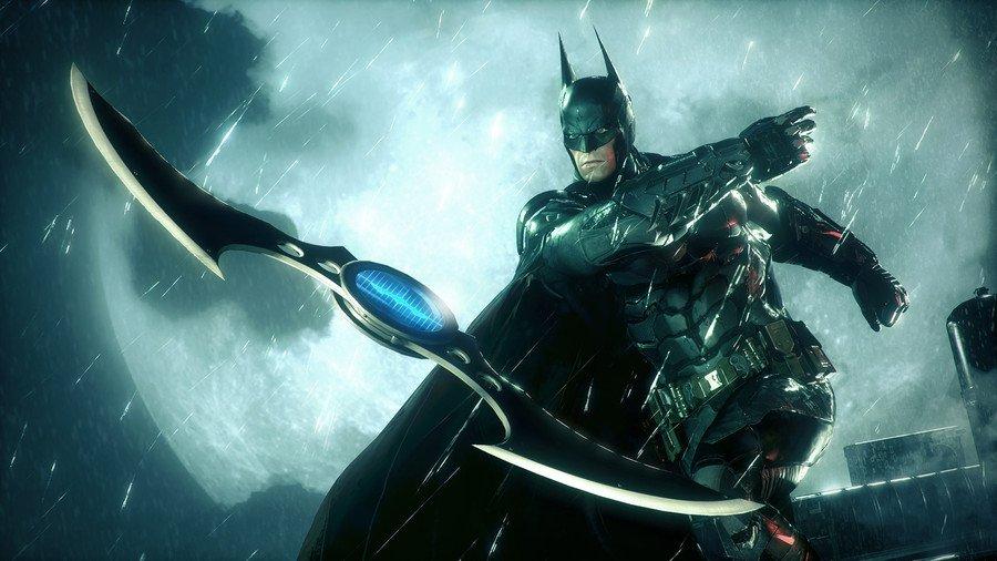 Warner Bros. будет и дальше делать игры про Бэтмена - Изображение 1