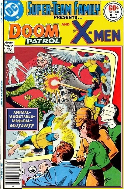 Как Marvel персонажей DC воровала (и наоборот). - Изображение 19