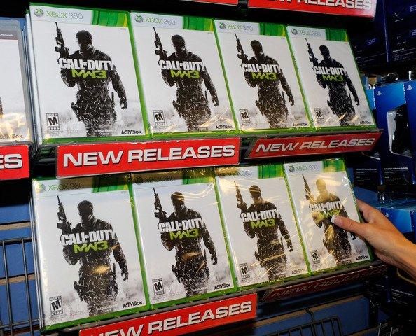 У кого больше? Тест по продажам видеоигр. - Изображение 1