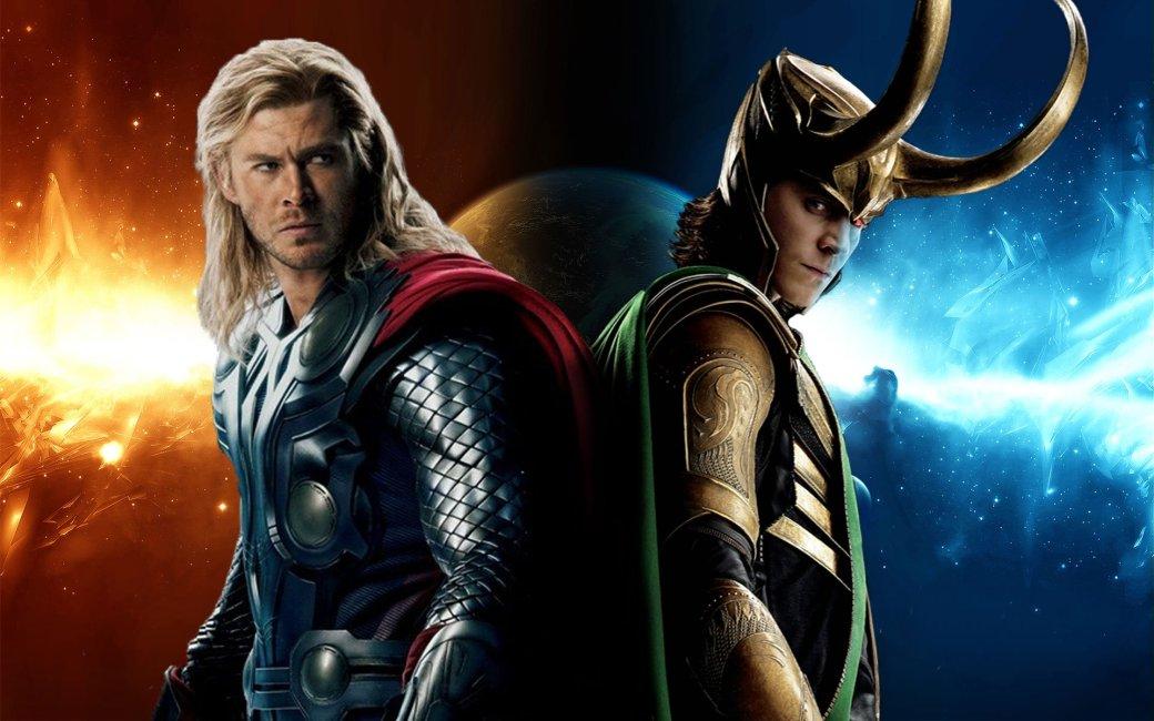 Локи и Тор назвали героев «Противостояния» идиотами. - Изображение 1