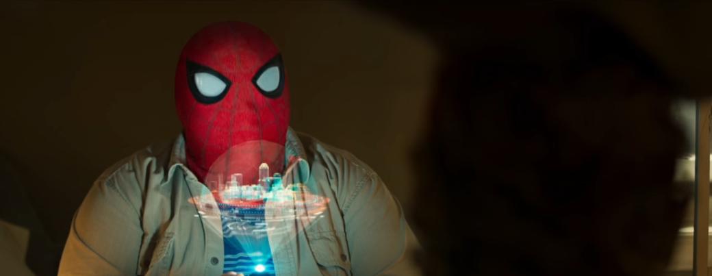 Разбираем новый трейлер фильма «Человек-паук: Возвращение домой»  - Изображение 11