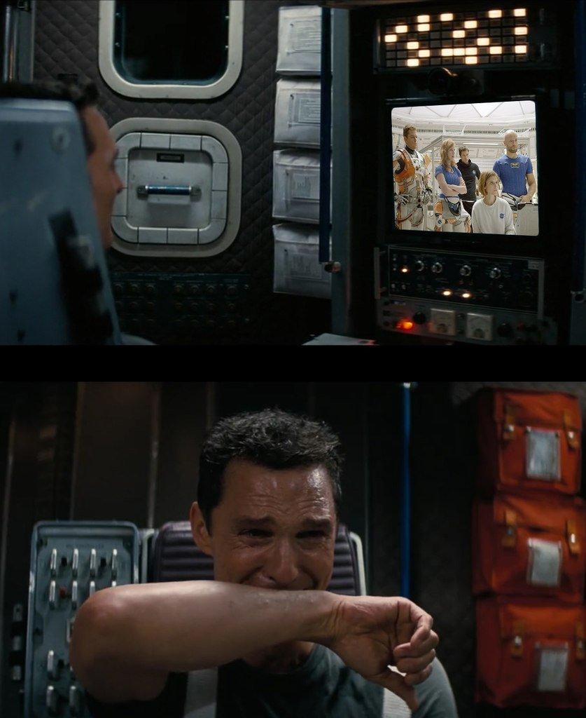 Первые кадры «Марсианина» Ридли Скотта уже порождают мемы - Изображение 14