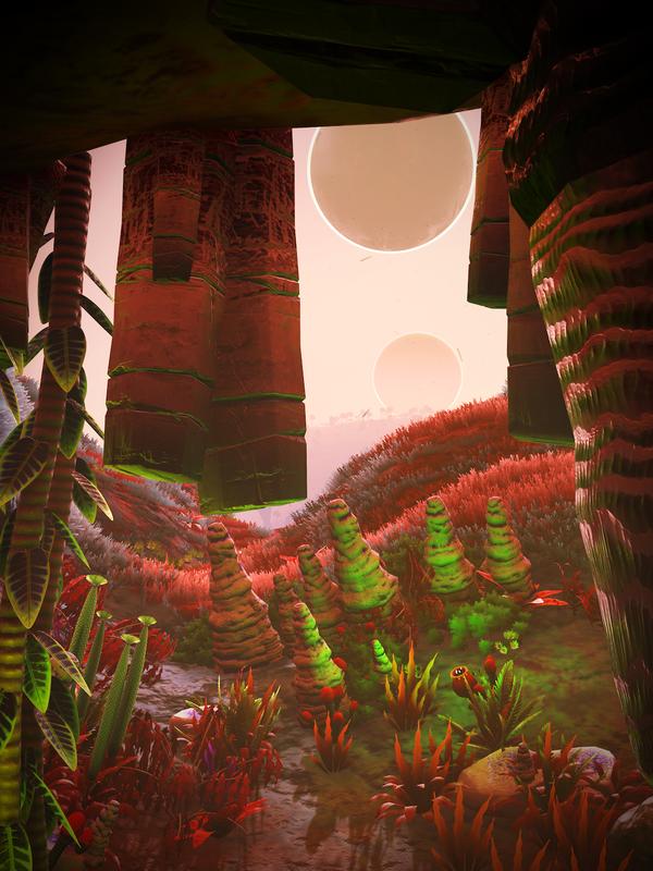 Коллекция потрясающих скриншотов NoMan's Sky, созданных вфоторежиме - Изображение 52