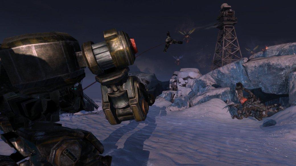 Lost Planet 3: впечатления с Gamescom 2012 - Изображение 1