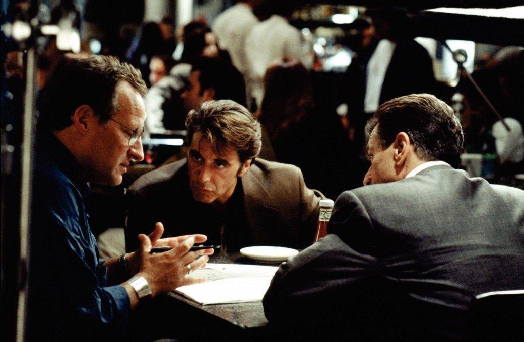 Манн, Де Ниро и Пачино рассказали Крису Нолану о съемках «Схватки» - Изображение 1