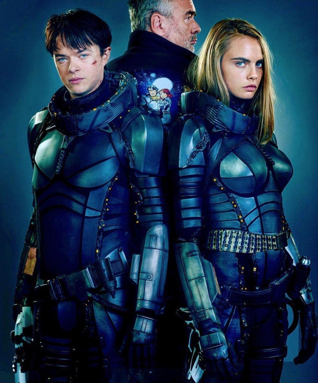 Кара Делевинь косплеит Mass Effect в «Валерьяне» Люка Бессона - Изображение 1