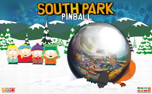 «Южный парк» прикатится в Zen Pinball 2 - Изображение 1