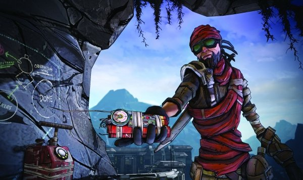 Gamescom 2012: Borderlands 2 - Изображение 1