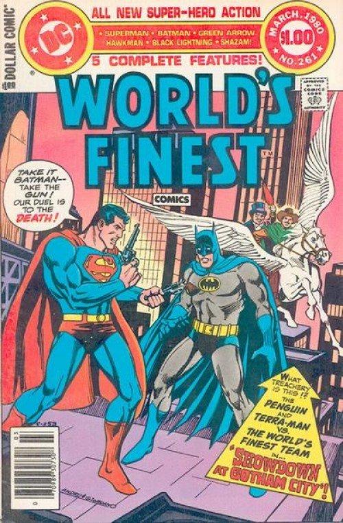 Тест Канобу: самые безумные факты о супергероях - Изображение 40