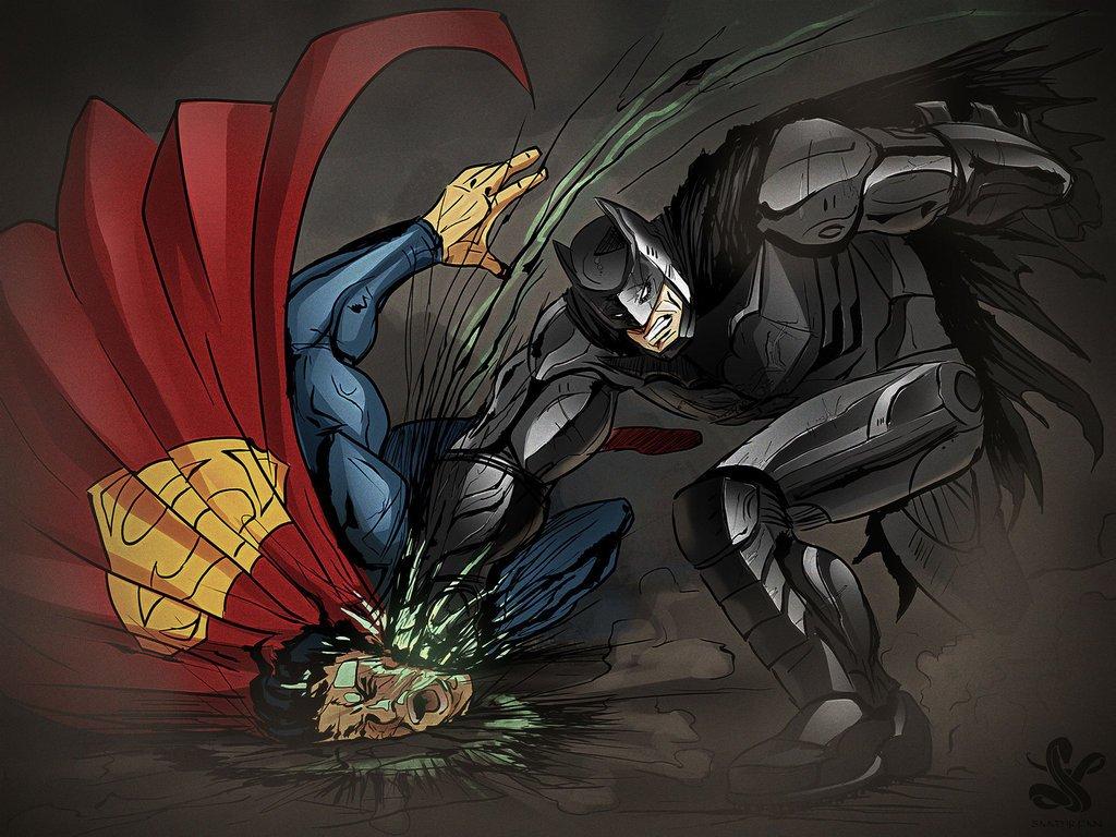10 вещей, позволяющих Бэтмену победить Супермена - Изображение 22