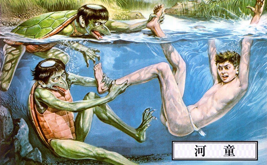 Странные существа из японских мифов, которых вы встретите в Nioh - Изображение 31