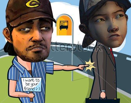 Маленький Ли. Впечатления от второго сезона The Walking Dead - Изображение 2