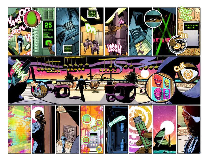 Ник Фьюри – Джеймс Бонд во вселенной Marvel - Изображение 3