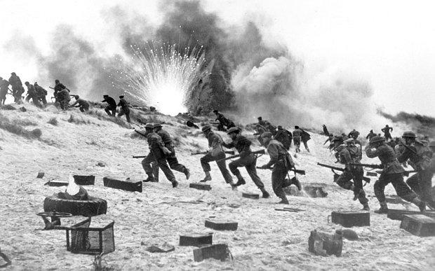 Марк Райлэнс назвал «Дюнкерк» Нолана чистейшим военным кино - Изображение 1