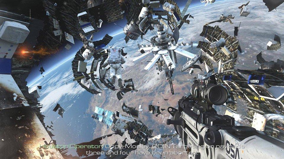 Фанаты не оценили релизный трейлер CoD: Infinite Warfare - Изображение 2