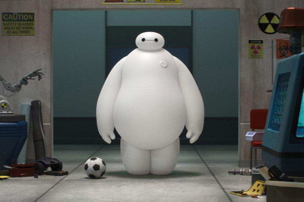 Disney ведет разработку гуманоидных роботов для парков развлечений - Изображение 1