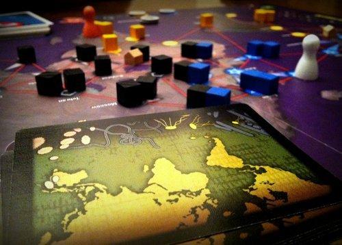 Настолки: Pandemic - антивирусный кооператив - Изображение 2