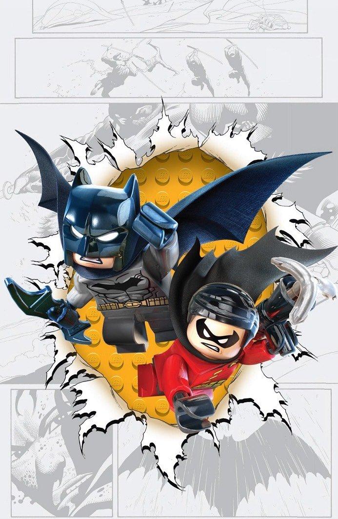 LEGO украшает комиксы DC  - Изображение 6