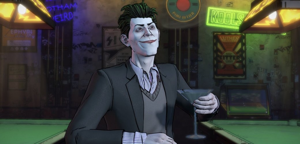Рецензия на Batman: The Telltale Series - Изображение 9