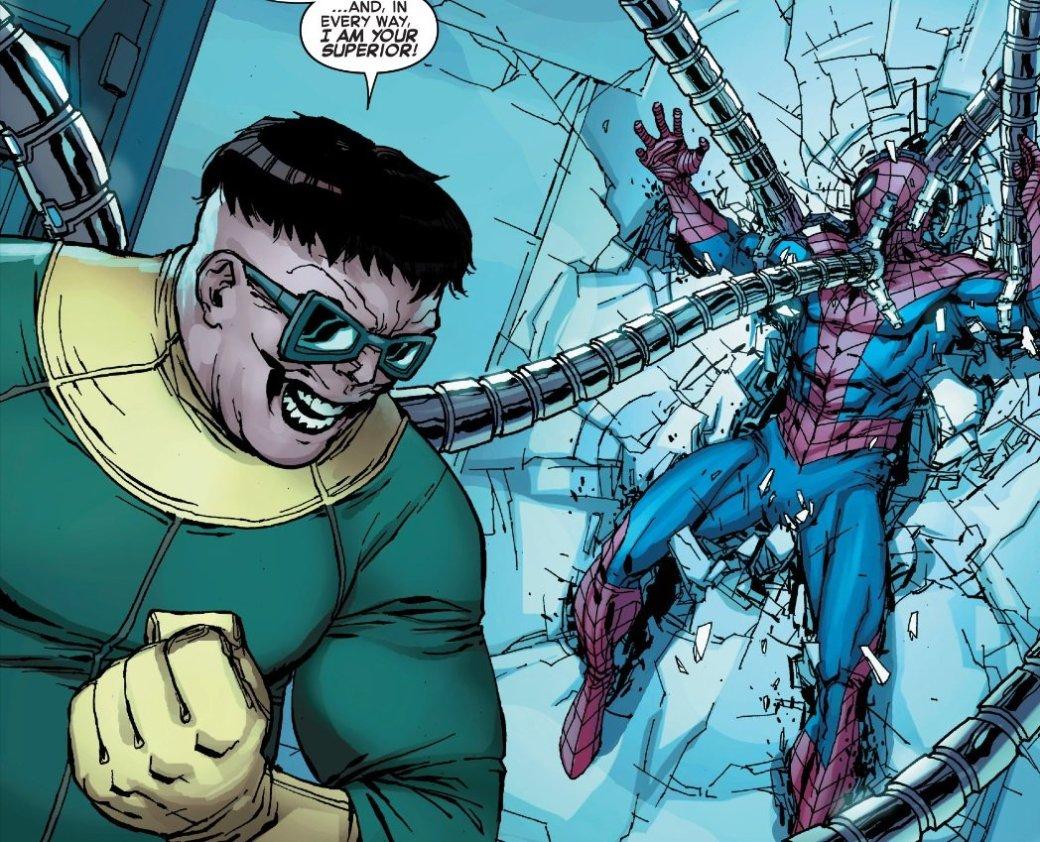 Новый выпуск «Человека-Паука» растоптал лучший сюжет замного лет - Изображение 2
