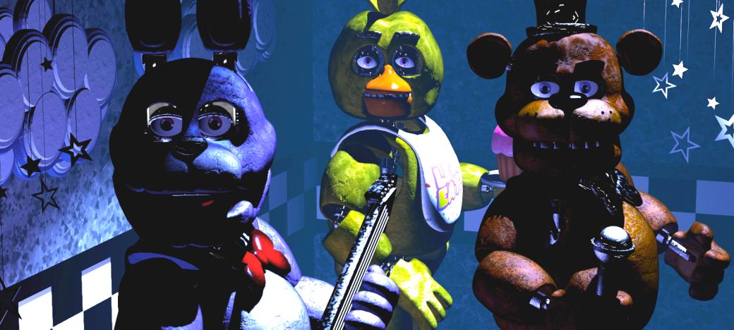 Все о сюжете Five Nights at Freddy's 4: факты, теории и пасхалки - Изображение 1