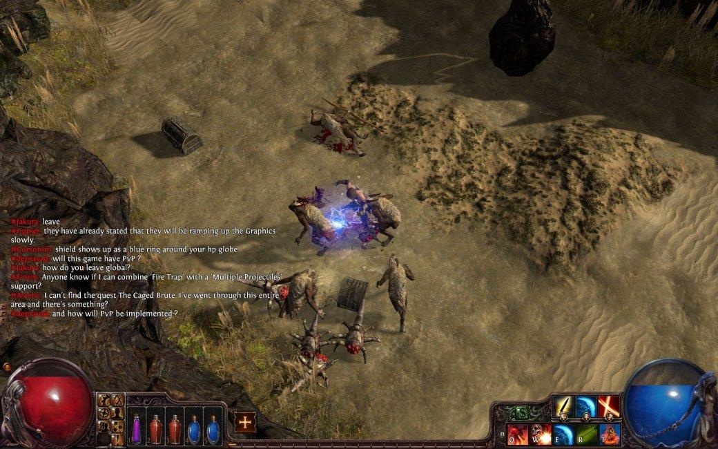 Path of Exile: впечатления от онлайн-конкурента Diablo III - Изображение 2
