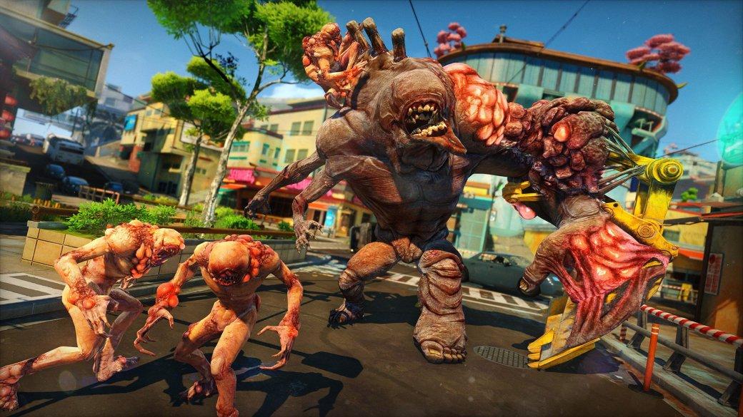 Sunset Overdrive пополняет список игр для Xbox One с разрешением 900p - Изображение 1