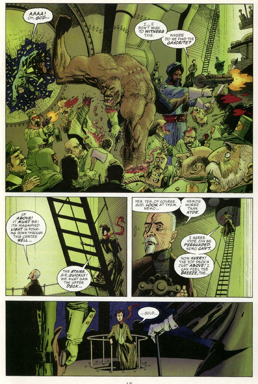 Киноребут LXG — повод перечитать гениальную серию комиксов Алана Мура - Изображение 5