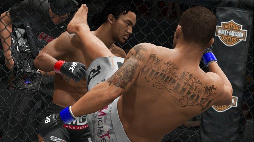 EA + UFC. О конкуренции, вселенской несправедливости и крепких мужских объятиях. - Изображение 4
