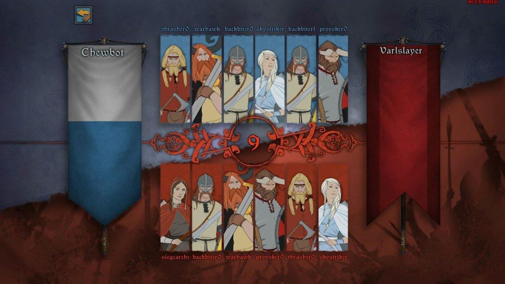 The Banner Saga: Factions. Закрытая бета-версия. Впечатления - Изображение 5