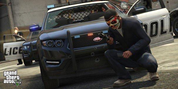 GTA V - Изображение 6