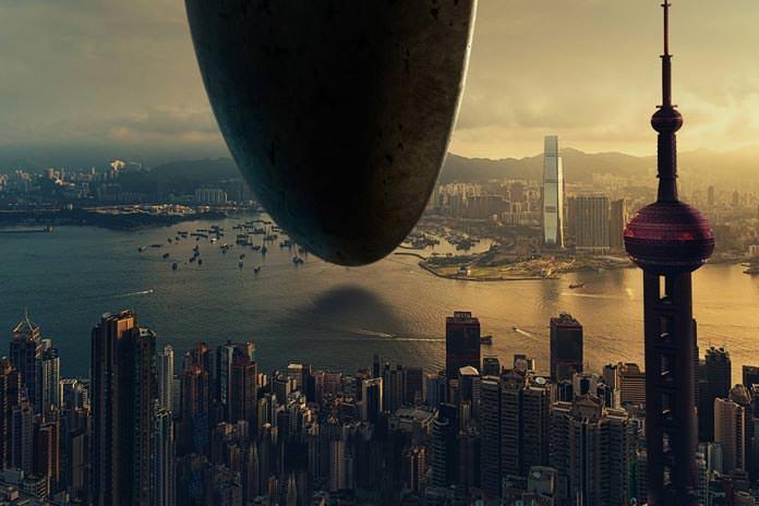 Постер «Прибытия» обидел все население Гонконга - Изображение 1