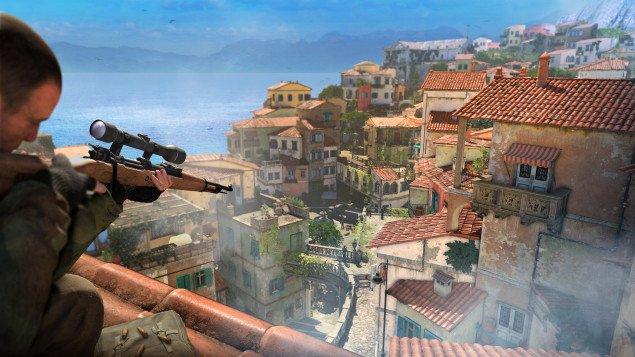 Sniper Elite 4 выйдет осенью - Изображение 1