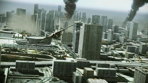 GamesCom 2011. Впечатления. Ace Combat: Assault Horizon - Изображение 3
