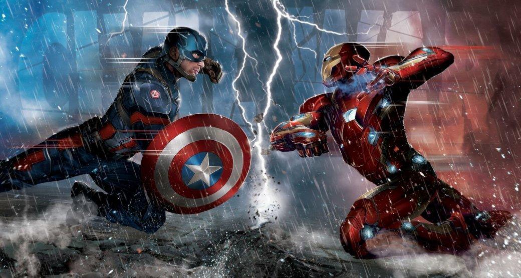 «Первый мститель: Противостояние» превзошел все сольники Marvel - Изображение 1