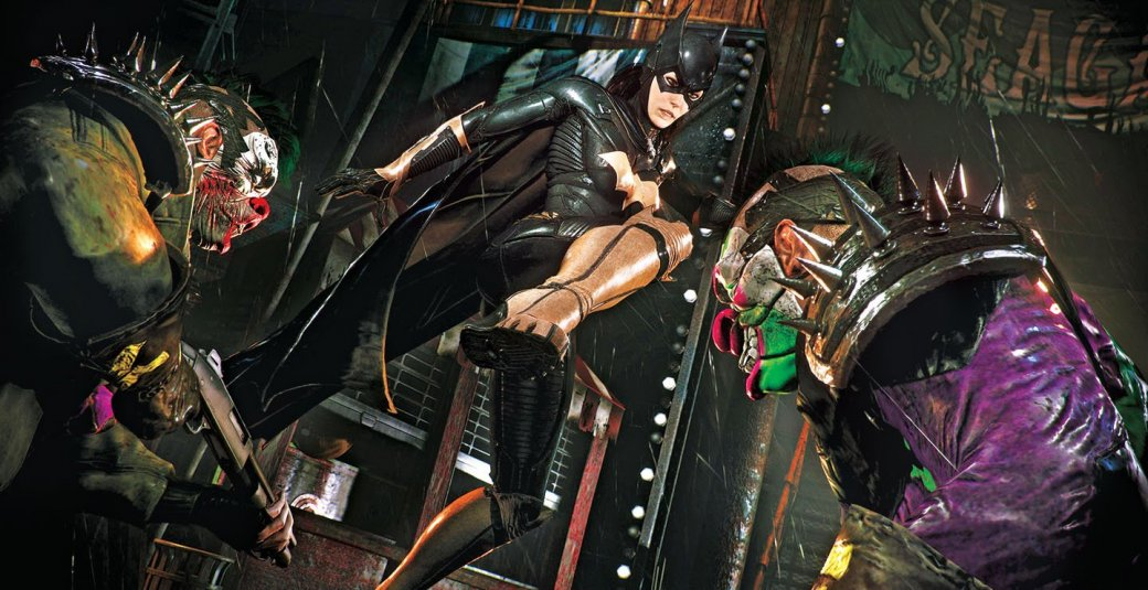 Новые подробности Batgirl: A Matter of Family - Изображение 1
